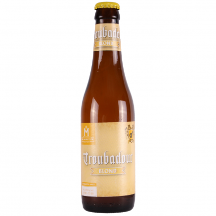 The Musketeers Troubour Blond