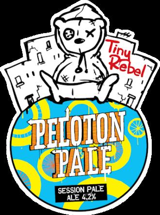 Tiny Rebel OOD Peloton Pale (BBE 31.8.21)