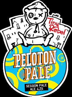 Tiny Rebel Peloton Pale