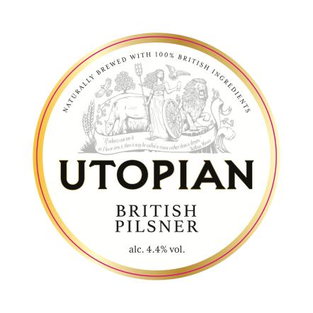 Utopian British Pilsner