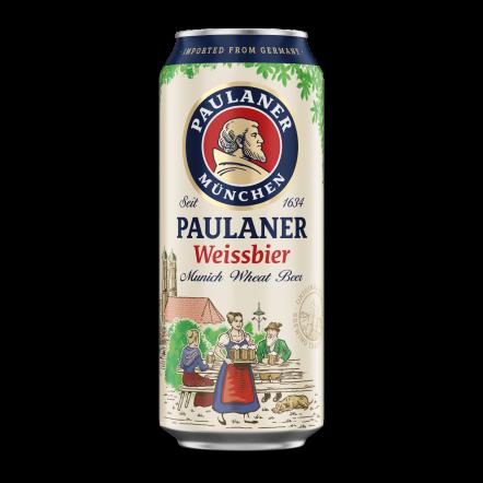 Paulaner Weissbier CANS