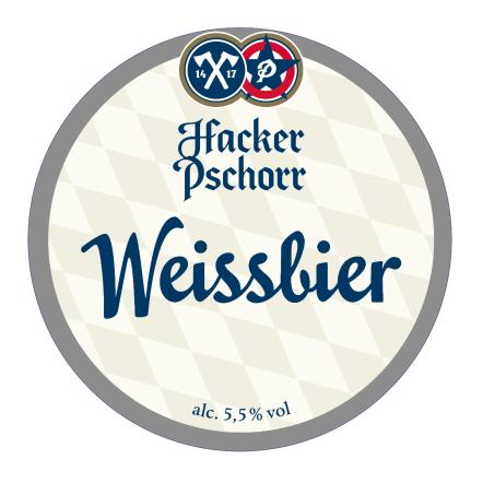 Hacker-Pschorr Weissbier