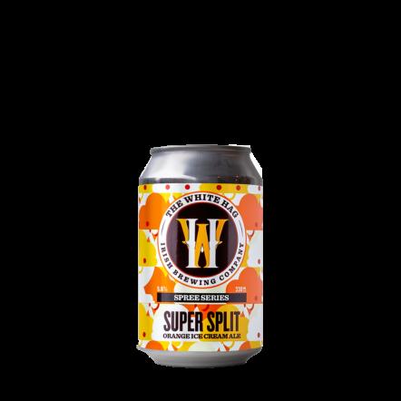 White Hag Spree Series - Supersplit Orange Ice Cream