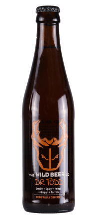 Wild Beer Co Dr Todd