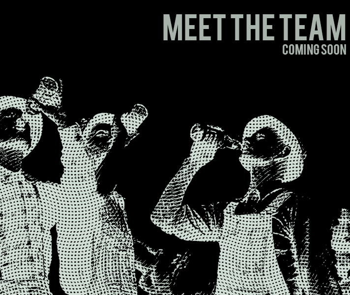 Meet the team holding